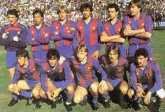 Barça 1985