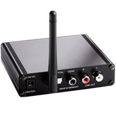 Audiofly Revel Digital Receiver with digital Coax and Toslink Output