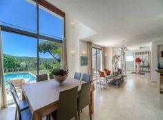 Esszimmer mit Weitblick | Saint Tropez | Côte d'Azur | France | Frankreich | Sommer Sonne Urlaub