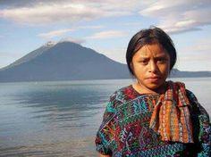 Niña de Atitlan, Guatemala