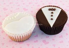 Casamento de Fia's Cupcakes