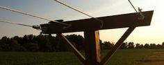DIY Weekend Project: How To Build a Kickass Clothesline @DIY Diva