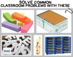 Read all about how 5 simple items can solve common classroom problems in the latest Brain Waves Instruction blog post.