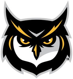 Kennesaw State Owls Alternate Logo on Chris Creamer's Sports Logos Page - SportsLogos. A virtual museum of sports logos, uniforms and historical items. Logo Inspiration, Buho Logo, Wood Badge, Kennesaw State, Owl Logo, Game Logo Design, Esports Logo, Bird Logos, Desenho Tattoo