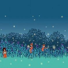 Summer night lights te koop bij bambiblauw