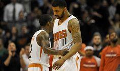NBA Suns ban forward Morris two games for bad conduct
