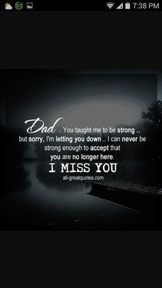 I Miss My Dad I Often Wonder What He Would Think Of His