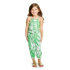 Lilly Pulitzer for Target Infant Toddler Girls' Jumpsuit - Boom Boom