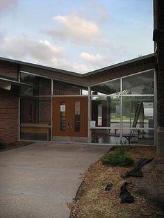 Mid Century Modern School