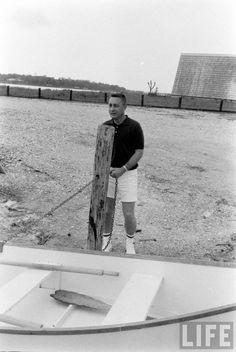 Date taken: 1964 Photographer: Ralph Morse Space Astronauts, Gus Grissom, Project Mercury, Nasa History, Space Cowboys, Risky Business, Apollo, Gemini, Past