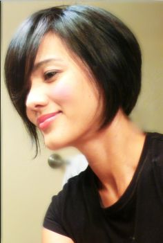 Super Short Bobs Short Bob Haircuts And Bobs On Pinterest Hairstyles For Women Draintrainus