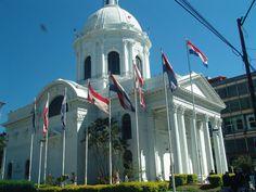 Paraguay. Panteon de los Heroes - Asuncion, PY