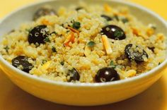 Recipe: Quinoa Salad with Grapes