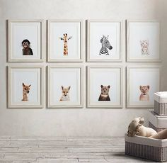 14 Wall Decor Ideas Perfect For Your Kid's Room: Jungle Book Theme