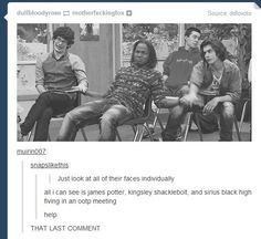 I always thought that Kingsley was the fifth student the Marauders shared the dormitory with...