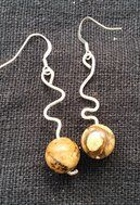 925 sterling silver with Picture Jasper