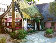 Cottage of Sweets in Carmel, California