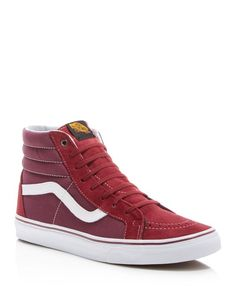 Vans SK8-Hi Reissue High Top Sneakers...can I get these in my Stitch Fix box?