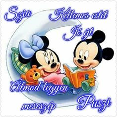 Minnie Mouse, Disney Characters, Fictional Characters, Smiley, Night, Art, Pictures, Books, Art Background