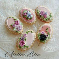 Fancy Cookies, Iced Cookies, Easter Cookies, Cupcake Cookies, Sugar Cookies, Cookie Frosting, Royal Icing Cookies, Cookie Cake Designs, Cookies Decorados