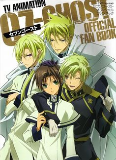 7 ghost > Teito Klein is a former slave who is an amnesiac who escape from military academy >http://www.animewow.eu/watch-07-ghost