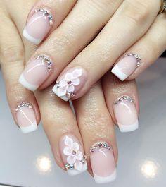 #christrionails #nailart #nails #nailart #naillook #naillove #swarovski #swarovskinails #3dnails