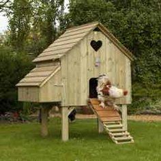 Long Legged Maggie's Dozen Hen House | Chicken Houses | Poultry Houses uk