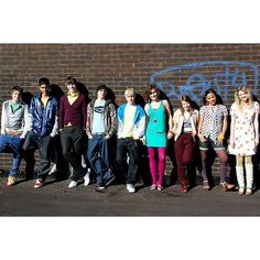Meet the new Skins cast - TV news and gossip ❤ liked on Polyvore featuring icon, pictures and skins