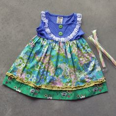 NYFS - Size 2, Sunny in Miami dress (RV $49)   Came in size 2, 4, 6 for sure