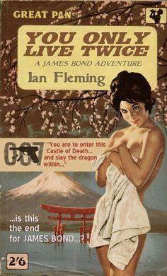 Fan art by Honeypot Designs #IanFleming #JamesBond #007
