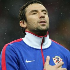 Darijo Srna, Captain of Croatia