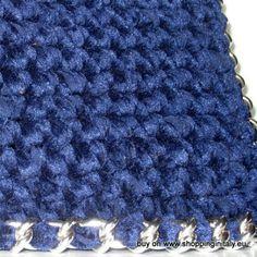 The new #crochet #handabag by shoppinginitaly