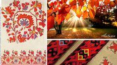 Explore the beautiful Bulgaria autumn Bulgarian, Folk Art, Fabrics, Autumn, Explore, Table Decorations, Beautiful, Home Decor, Tejidos