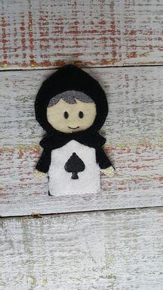 Finger Puppets - Alice in Wonderland