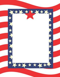 fourth of july border free