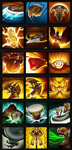 Ideas Games Icon Skill For 2019 Game Gui, Game Icon, Game Ui Design, Icon Design, 2d Game Art, Game Props, Game Interface, Mobile Art, Game Concept