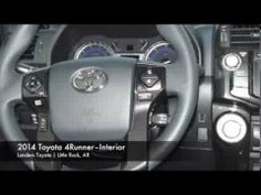 2014 Toyota 4Runneru2013Interior Photos! Landers Toyota Scion 10825 Colonel  Glenn Road Little Rock, Arkansas 72204 Give Us A Call: (888) 314 4350