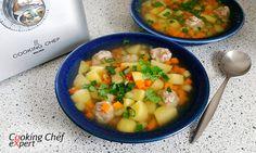 Существует множество вариаций этого первого блюда, можно добавлять различные ингредиенты по вкусу. А главная его особенность это простота приготовления. А если…