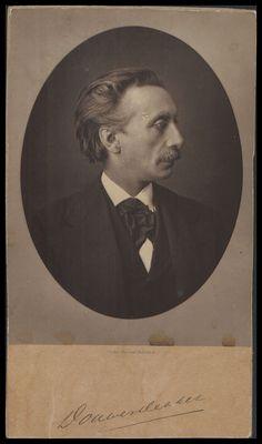 Dekker, Eduard Douwes (Multatuli) Maker: Boussaud Valudon & Co. L. Wagner.