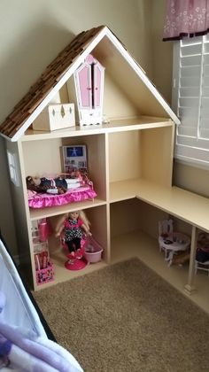 American Girl Doll House - The Crafting Room