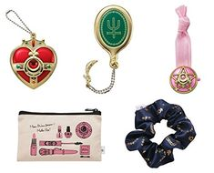 Gashapon Sailor Moon Capsule Goods 2 Set Gashapon
