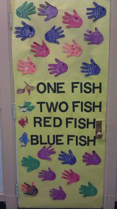 Dr. Seuss - one fish two fish...