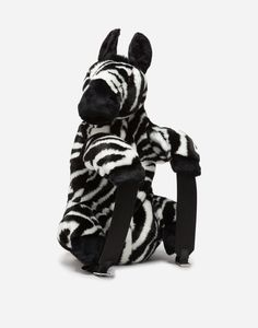 Faux Fur Plush Backpack - Women's Bags | Dolce&Gabbana