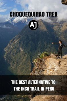 Choquequirao Trek: The Best Alternative To The Inca Trail – Best Hiking Destinations – Hiking Bucket List – Beautiful Backpacking Places To Go On Vacation Machu Picchu, Backpacking Peru, Peru Travel, Inca, Lost City, South America Travel, Adventure Travel, Travel Inspiration, Places To Visit