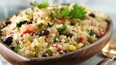 Quinoa is perfect as part of a healthy meal. These quick recipes transform quinoa into breakfast, lunch and dinner-ready dishes.