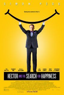 Coming September 19 in theaters. Hector and the Search for Happiness (2014) Poster Daily challenge: Write down 3 things that make you happy and thankful. Move 30 minutes daily. Respond constructively and lovingly to other people, their ideas, plans, and achievements. Do acts of kindness for others daily.