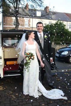 Amanda Maglione Photography - Virginia Photographers - Bride and Groom photo post-ceremony