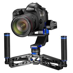 FilmPower Tease the Nebula 4200 – A New 5-Axis Gimbal Stabiliser for DSLR's and Mirrorless