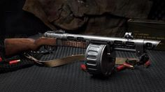 The trench gun that should have been... The PPSh-41(S) 12 gauge.