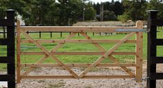 Category: Wood Fence Let us help you build a better gate. A gate that will. Wood Fence Gates, Wooden Garden Gate, Wooden Gates, Garden Doors, Wooden Gate Plans, Horse Fencing, Cattle Gate, Diy Gate, Diy Driveway